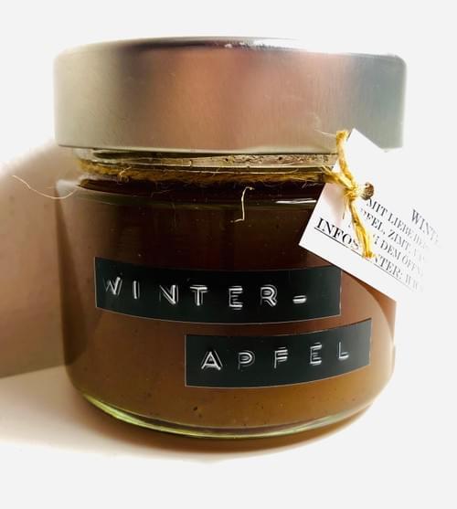 Winterapfel - Marmelade