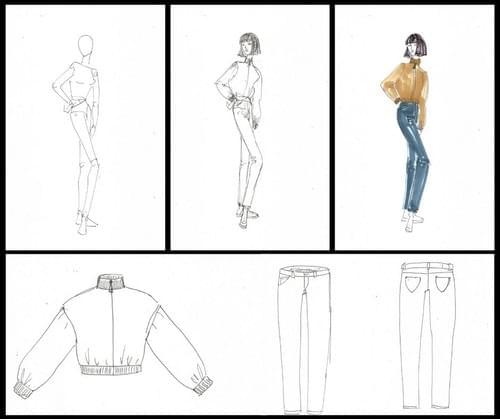 Cours de stylisme mode et costume - 13-18 ans