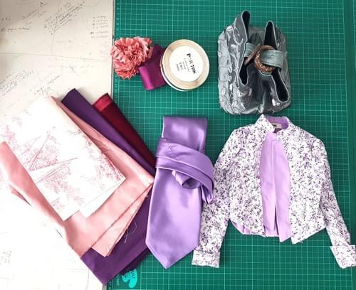 Confection d'accessoires et costumes pour les 8-12 ans