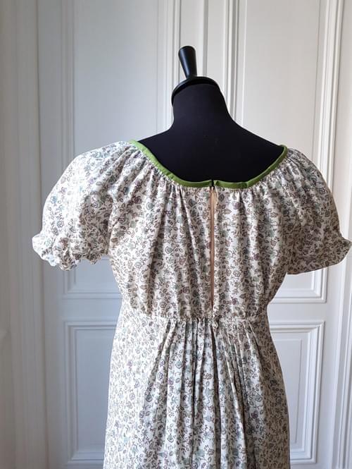 Robe Juliette liberty - taille 40