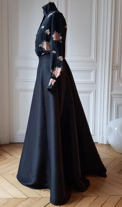 Jupe Colette noire - taille 38