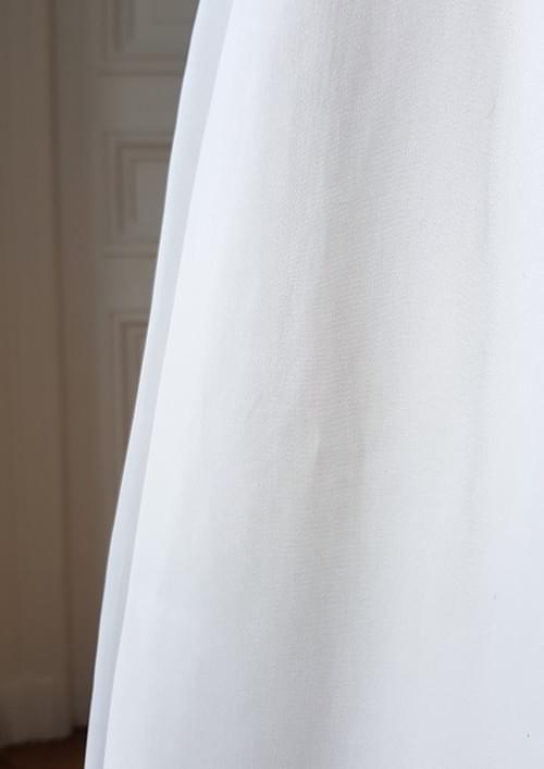 Robe Juliette crème - taille10/13 ans