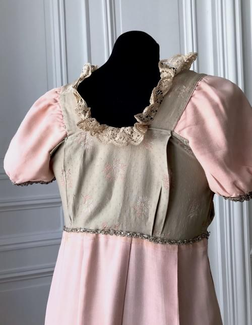 Robe Joséphine - taille 36/38 - location