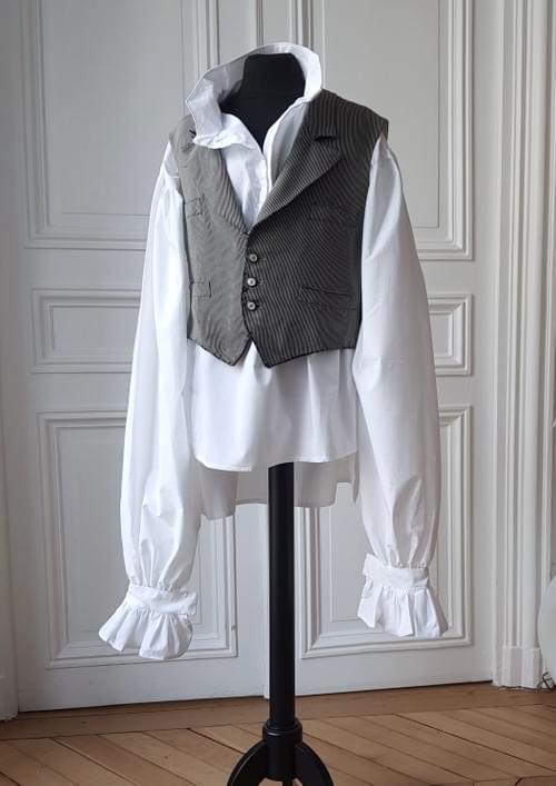 La blouse George