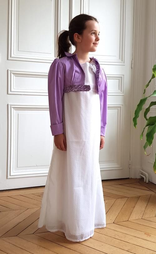 Robe longue Juliette
