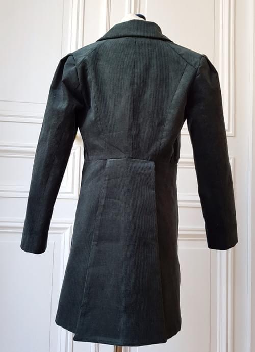 Veste Alfred forêt noire - Taille 8/10 ans