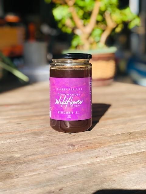 *NEW SEASON* Coromandel Wildflower 500gm Glass Jar
