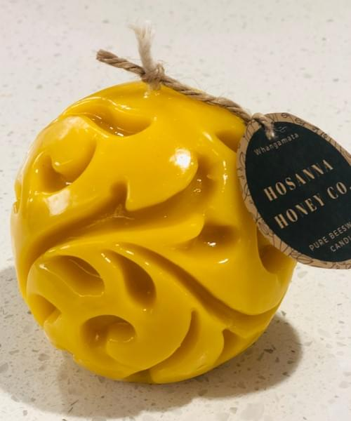 Decorative Ball Candle