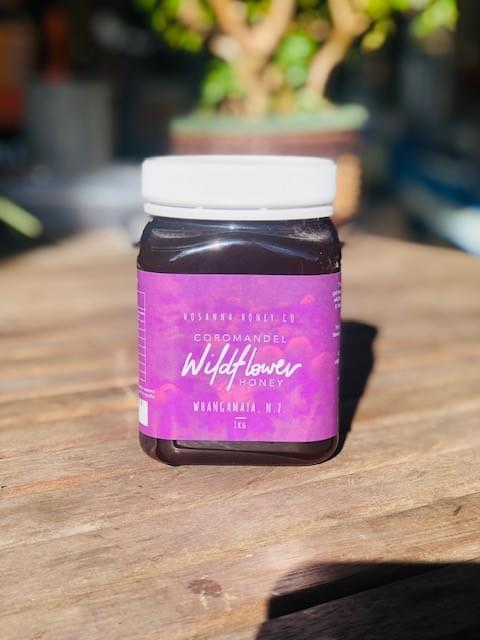*NEW SEASON* Coromandel Wildflower Honey 1kg