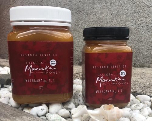 *NEW SEASON*    'NZ Manuka Pack' x1 1kg &  x1 500gm Multifloral Manuka MGO50+
