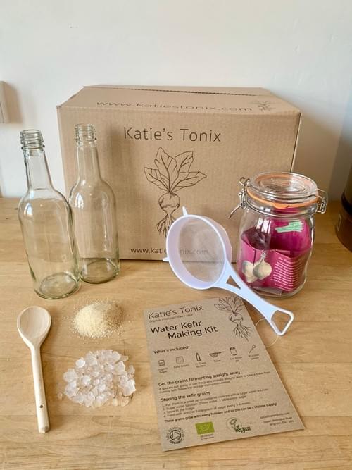 Water Kefir Making Kit