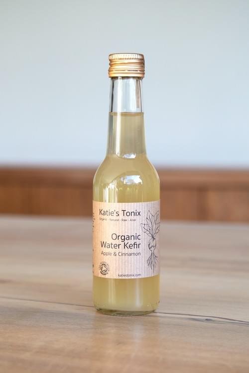 Organic Apple & Cinnamon Water Kefir