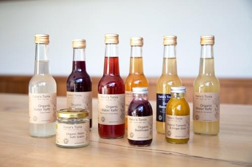 Organic Multi Pack - Water Kefir and Tonics