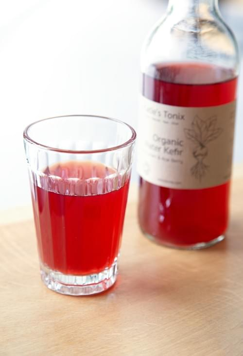 Organic Blackcurrant & Acai Water Kefir