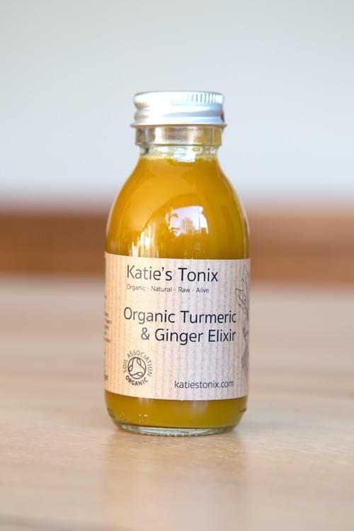 Organic Turmeric, Ginger & Tamarind Shot