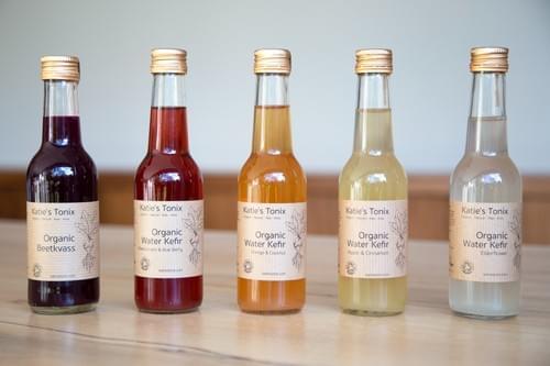 Organic Mutli Pack - Water Kefirs