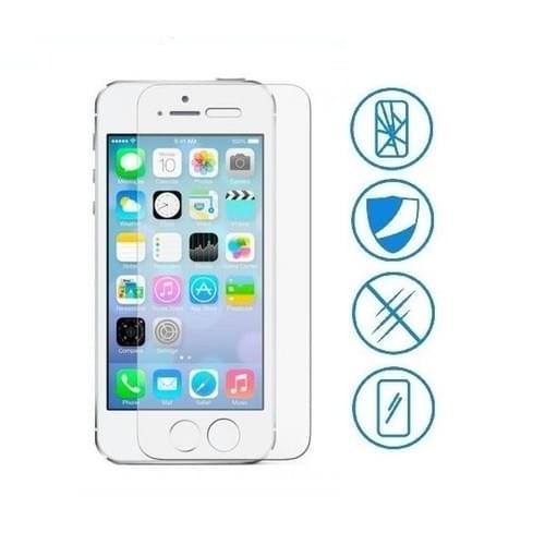 Verre trempé iPhone 5/5s/5c/5se