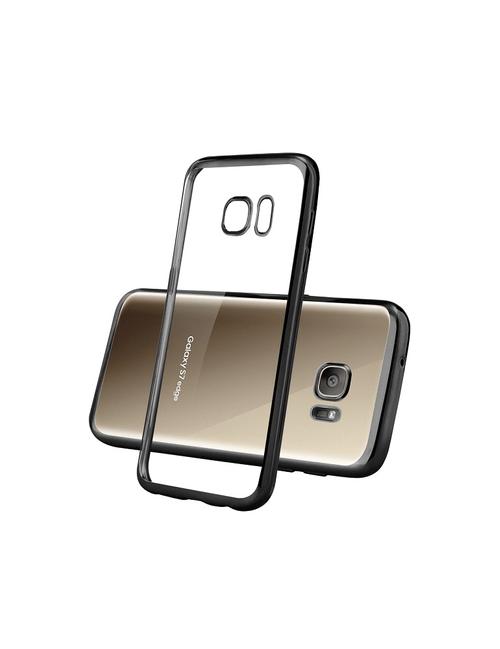 Coque bords colorés Samsung S7 edge