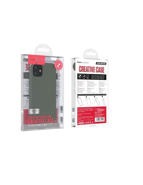 Coque souple Hoco Iphone 11 Pro