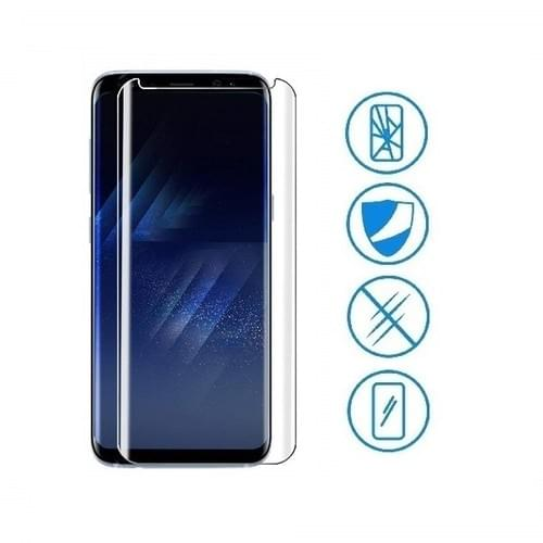 Verre trempé Samsung S8