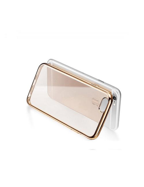 Coque bords colorés iPhone 6/6s