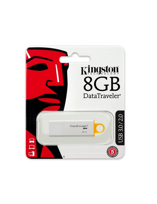 KINGSTON Clé USB 3.0 DataTraveler G4 - 8Go
