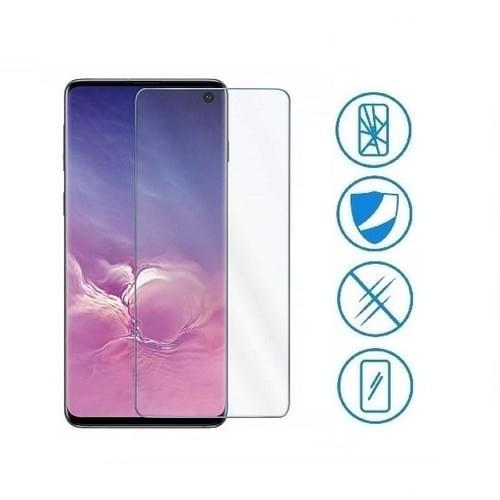 Verre trempé Samsung S10