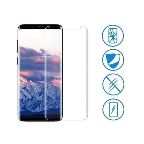 Verre trempé Samsung S9 plus