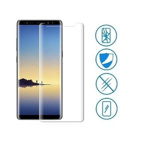 Verre trempé Samsung Note 8