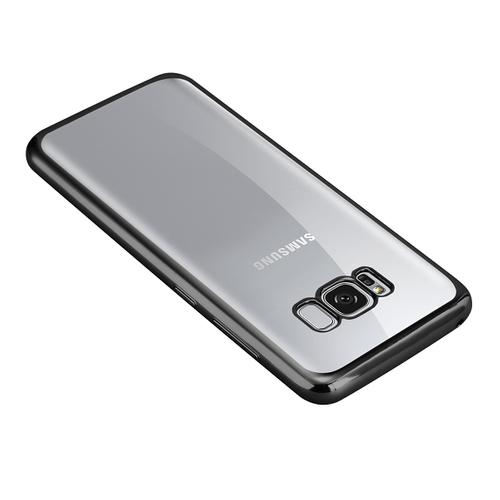 Coque bords colorés Samsung S8
