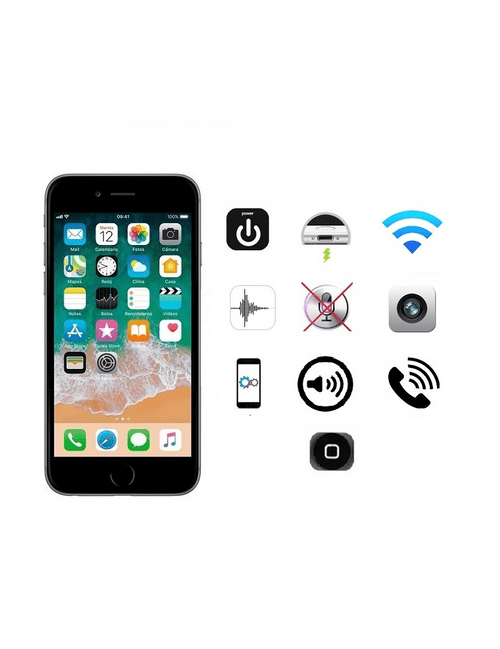 Réparation iPhone 6