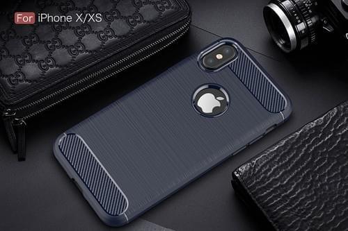 Coque carbone iPhone X/XS