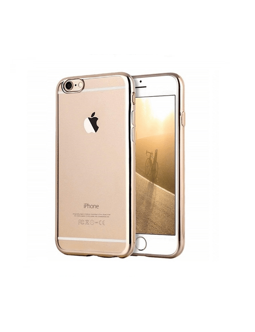 Coque bords colorés iPhone 6 plus/6s plus