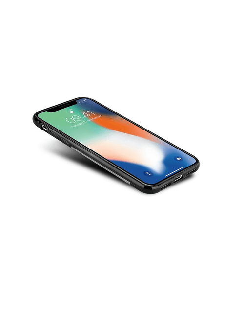 Coque bords colorés iPhone X/XS