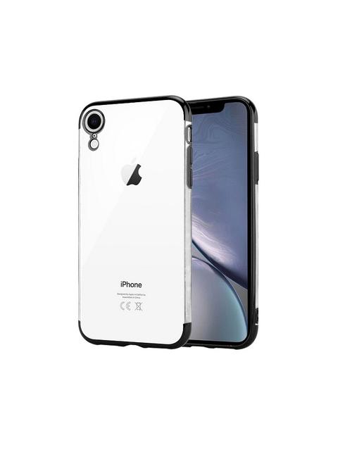 Coque bords colorés iPhone XR