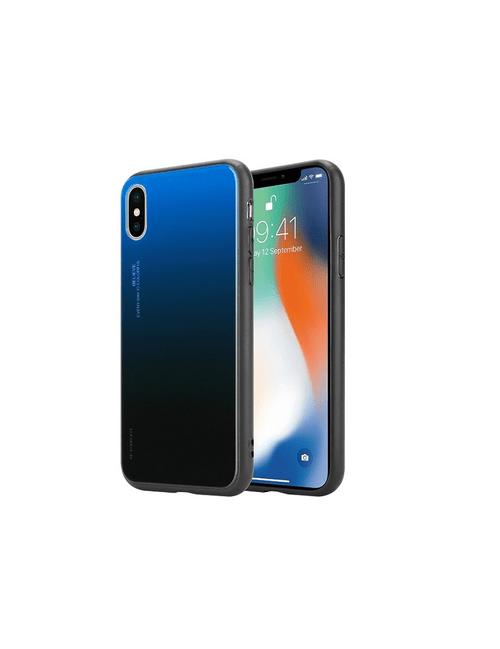 Coque gradient BE YOURSELF iPhone X/XS