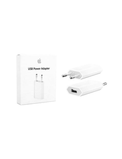 Adaptateur secteur MD813ZM/A Apple iPhone et iPod