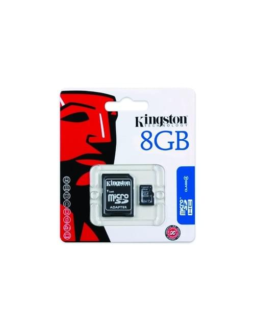 Carte SD Kingston 8Go