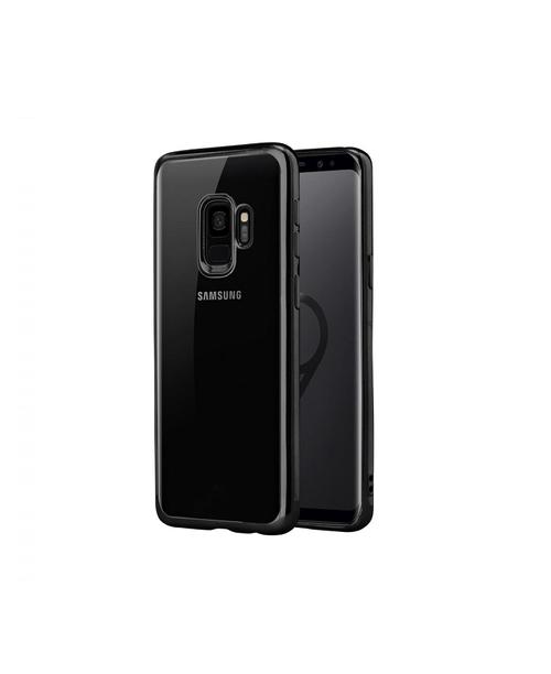 Coque bords colorés Samsung S9