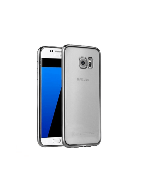 Coque bords colorés Samsung S7