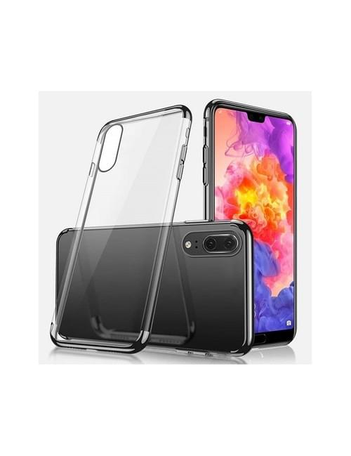 Coque bords colorés Huawei P20