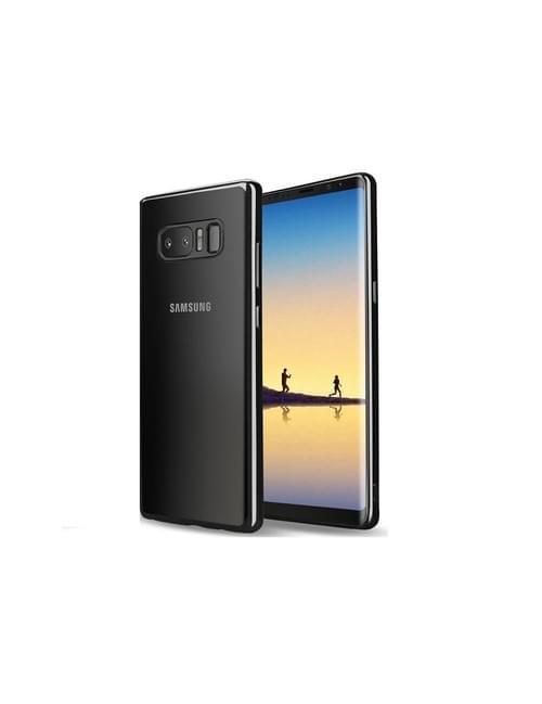 Coque bords colorés Samsung Note 8