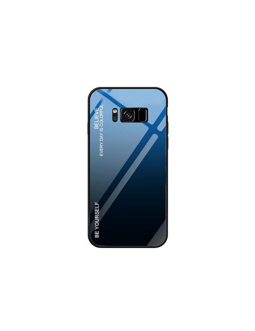 Coque gradient BE YOURSELF Samsung S8