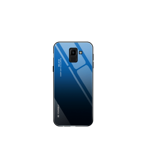 Coque gradient BE YOURSELF Samsung S9