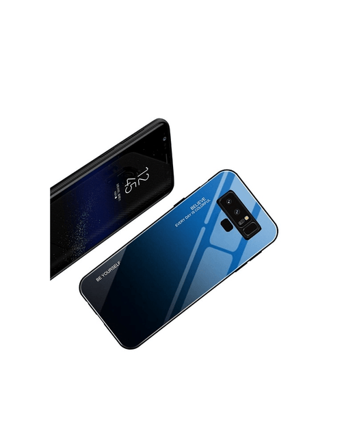 Coque gradient BE YOURSELF Samsung Note 9