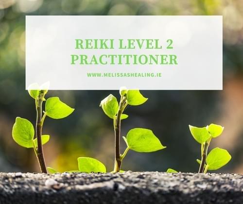Reiki  Practitioner certification level 2