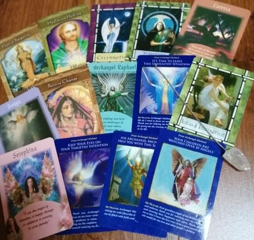 Angel Card Reading workshop- Deposit