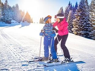 瑞士Gstaad冰雪奇緣滑雪5天之旅