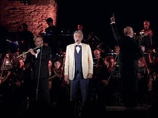 Andrea Bocelli美麗奧秘演唱會7天之旅