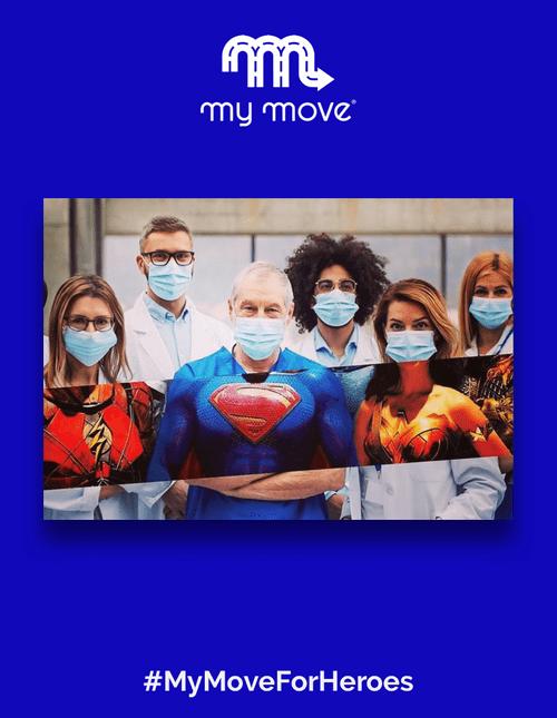 Donation de 2€ de courses VTC pour le personnel hospitalier